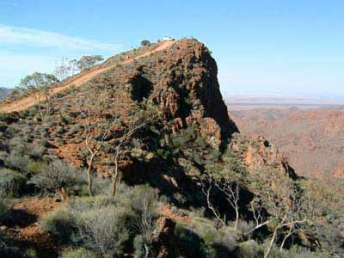 Arkaroola Ridgetop Tour SA AU