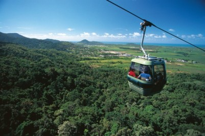 #skyrail #kuranda #cairns #queensland #australien #blueskytravel