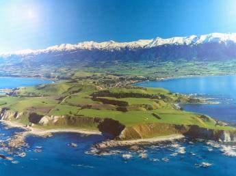 Kaikoura Peninsula Neuseeland