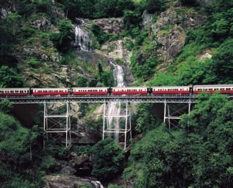 #cairns #queensland #australien #blueskytravel #railway #kuranda