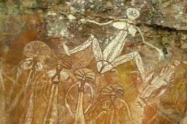 #Australien #australia #blueskytravel #topend #northernterritory #nt #wandmalerei