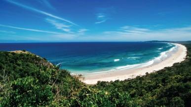 #byronbay #australien #nsw #blueskytravel