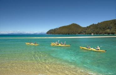 Abel Tasman Nationalpark Neuseeland NZ