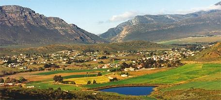 Barrydale Südafrika ZA HEader