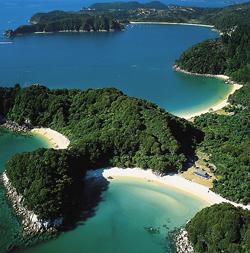 Bay of Islands Neuseeland NZ