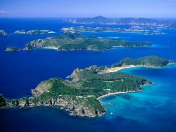 Bay of Islands Neuseeland