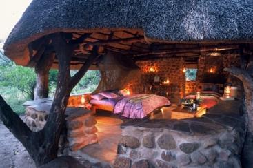 Big Game Parks Stone Camp Swaziland