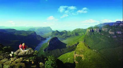 Blyde River Canyon Südafrika ZA