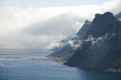 Chapmans Peak Kapstadt Südafrika