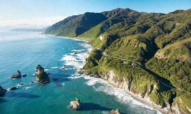 Westcoast Südinsel Neuseeland NZ