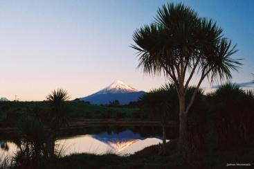 Whanganui River Taranaki Neuseeland