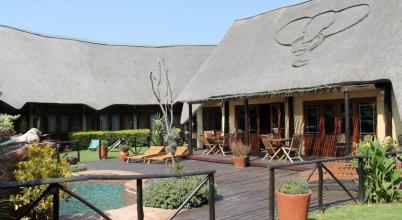 Elephants Footprint Lodge Addo Südafrika ZA