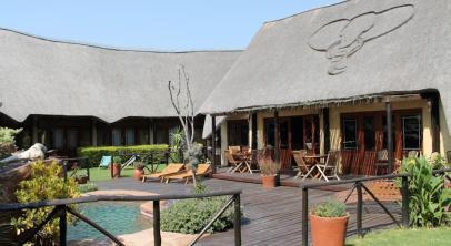 Elephants Footprint Lodge Addo Südafrika