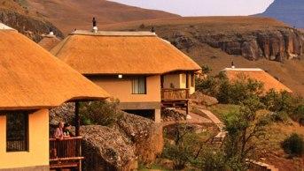 Giants Castle Drakensberge ZA Südafrika