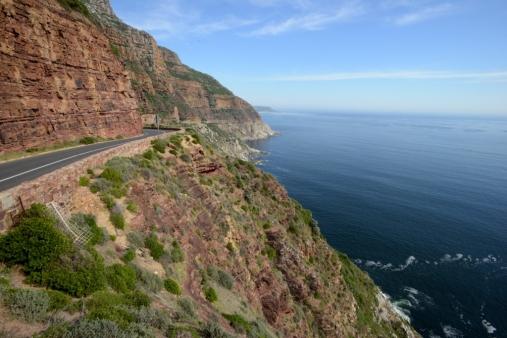 Chapmans Peak Drive Kapstadt ZA