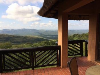Hilltop Camp Hluhluwe-Umfolizi Südafrika