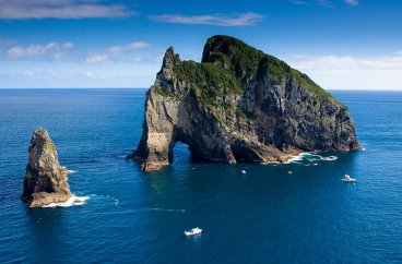 Bay of Islands Neuseeland NZ