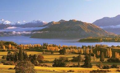 Lake Wanakaneu Neuseeland