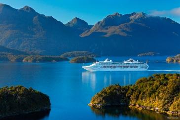 Marlborough Sounds Neuseeland NZ
