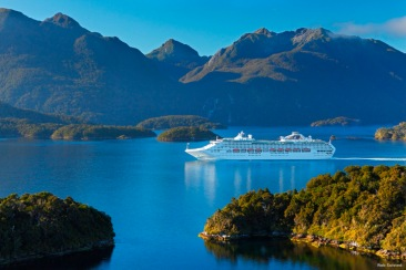 Marlborough Sounds Neuseeland NZ