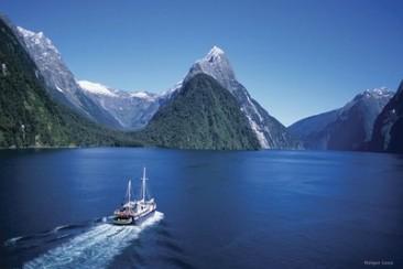 Milford Sound Neuseeland NZ
