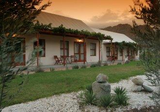 Mimosa Lodge Montague Südafrika ZA