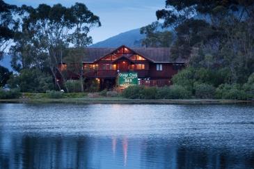 Oyster Creek Lodge Knysna Südafrika ZA