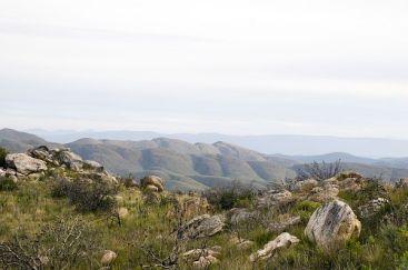 Swartbergpass Oudtshoorn Südafrika ZA