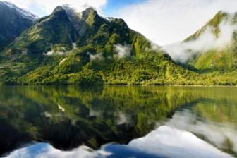 Te Anau Neuseeland NZ