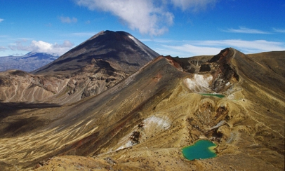 Tongariro Nationalpark Neuseeland NZ