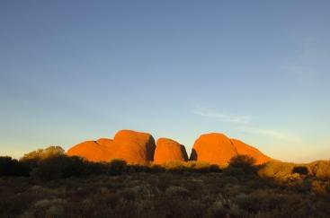 #katatjuta #olgas #northernterritor #australien #Blueskytravel