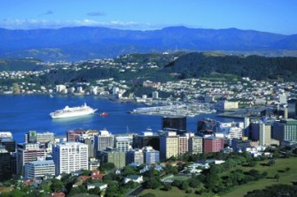 Wellington Neuseeland NZ