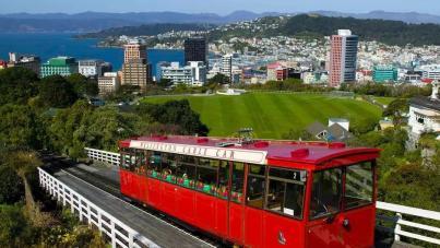 Wellington Neuseeland