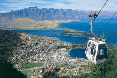 Queenstown Neuseeland