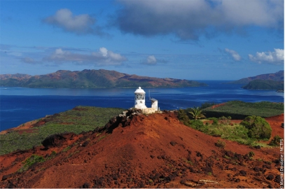 Cap Ndoua Grand Terre Neukaledonien
