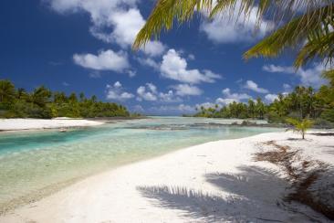 Tikehau Tuamotu Archipel