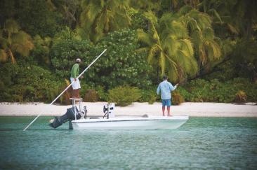 Cook Islands Bone-Fisherman