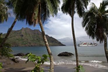Hiva Oa Aranui Marquesas Inseln