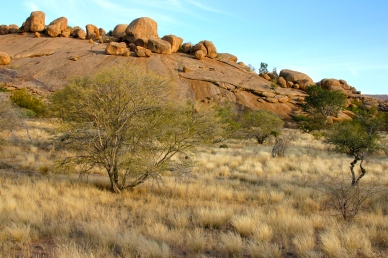 Damara Region Namibia