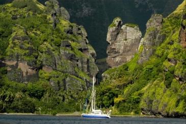 Fatu Hiva Marquesas Inseln Tahiti