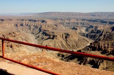 Fishriver Canyon Namibia