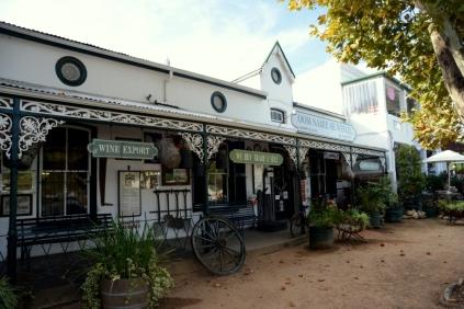 Oom Samie Se Winkel Stellenbosch Südafrika