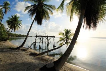 Motu Tuamotu Inseln