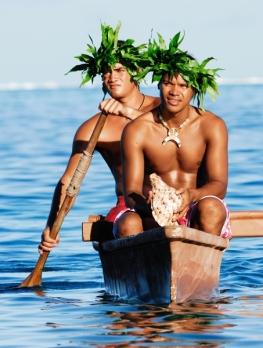 Polynesier Tahiti