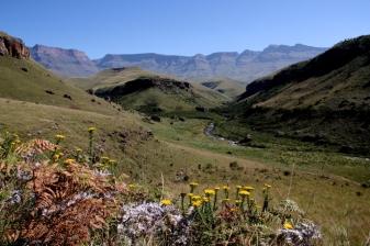 Giants Castle Drakensberge Südafrika