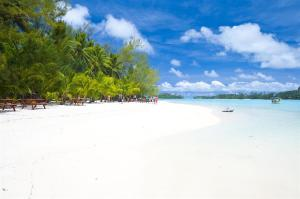 Koromiri Motu Cook Islands
