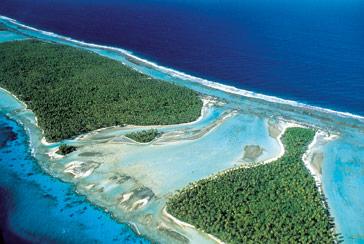 Manihi Tuamotu Archipel