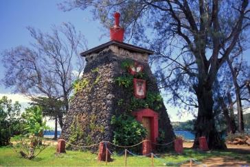 Grab König Pomare V Tahiti