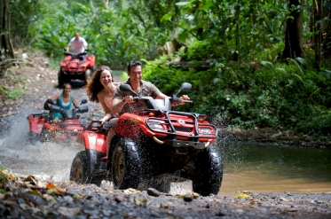Quad Bike Tour Moorea