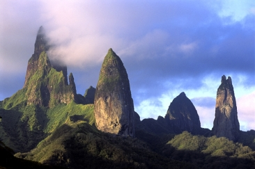 Ua Pou Marquesas Inseln Tahiti